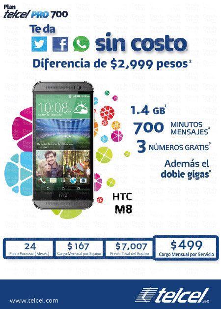 Promociones Telcel Marzo 2015