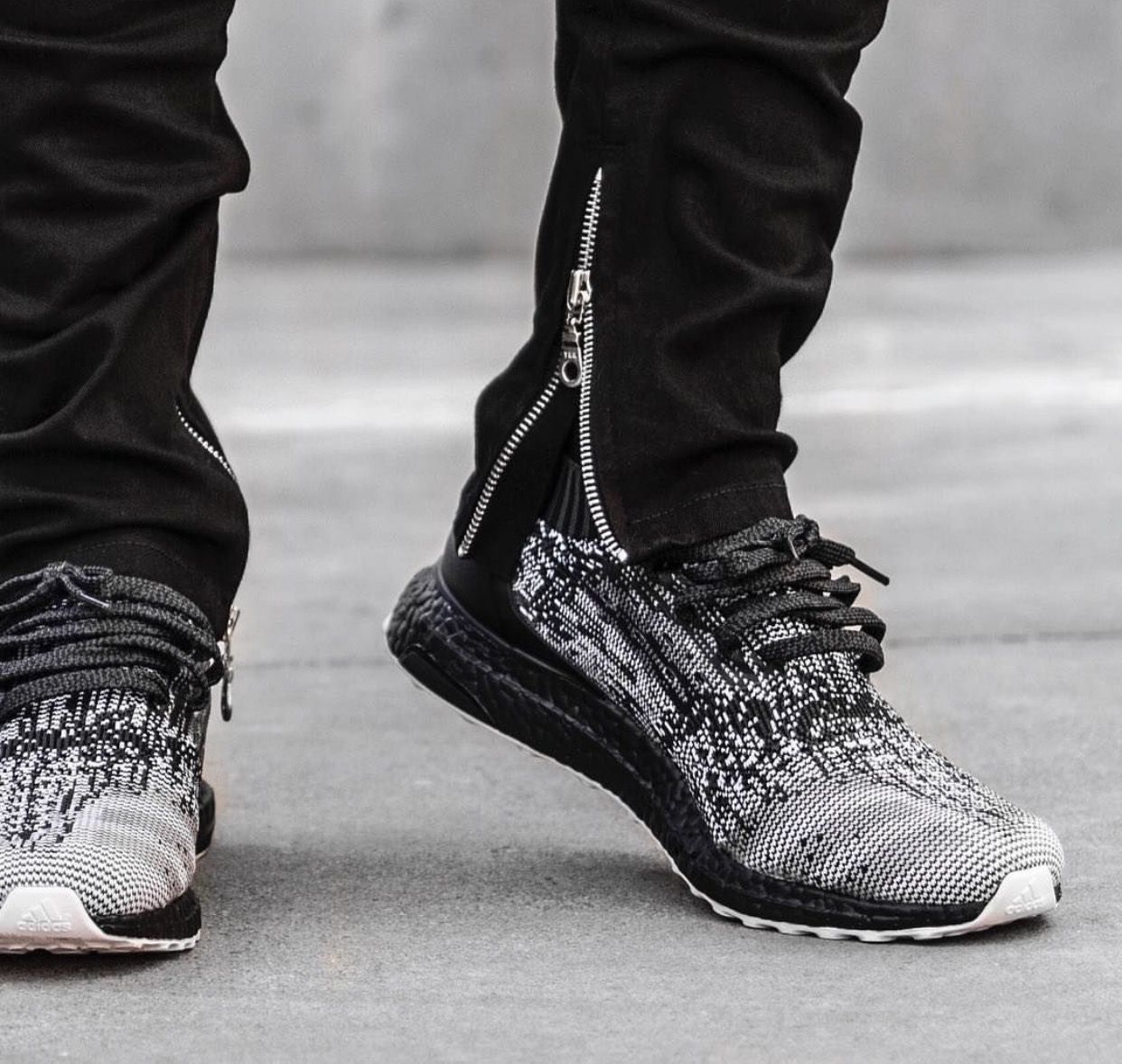 adidas Chaussures Ultra Boost Uncaged Blk Blanc 2 17 Chaussures adidas Pinterest 34ace6