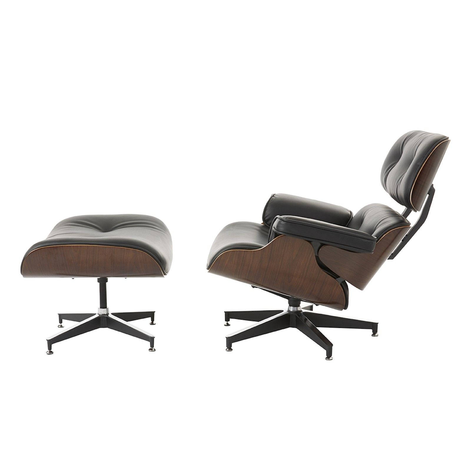 Replica Eames Lounge Chair - Standard - Chairs Nick Scali Online  sc 1 st  Pinterest & Replica Eames Lounge Chair - Standard - Chairs Nick Scali Online ...