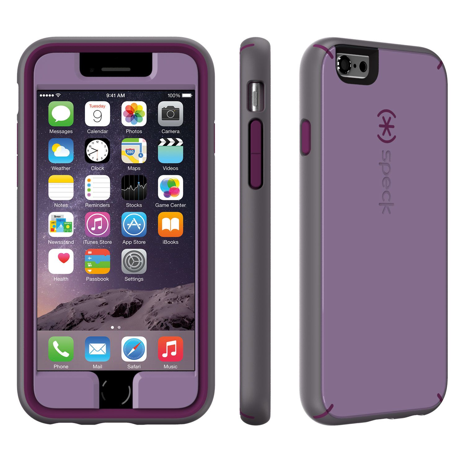 sports shoes 7e74e 77cfe MightyShell + Faceplate iPhone 6s & iPhone 6 Cases $50 | iPhone 6 ...