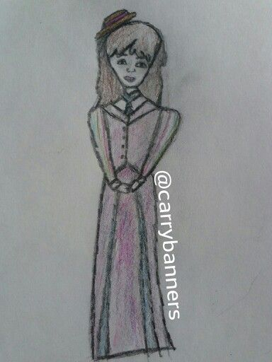 Drew Katherine! Any requests for newsies drawings? Super bored! (Drawing by @carrybanners or Margie Rose.)