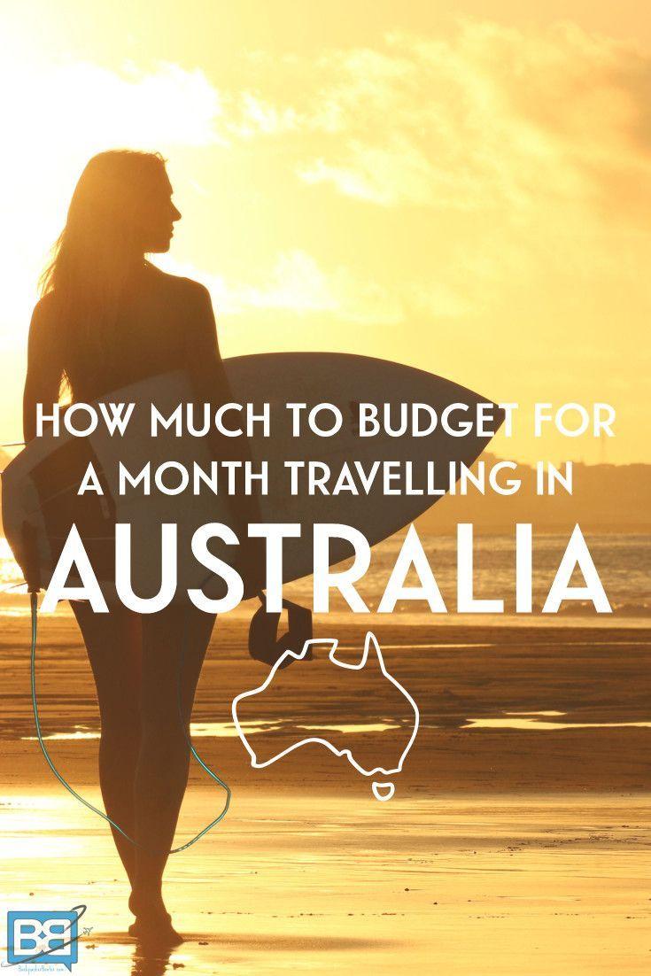 Wie viel Budget für einen Monat Reisen in Australien - eine vollständige Aufschlüsselung aller th ... -