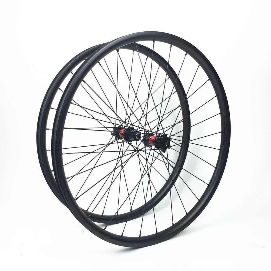 Dt 240s 29er 36mm Asymmetric Carbon Mtb Wheels For Am Xc Tubeless