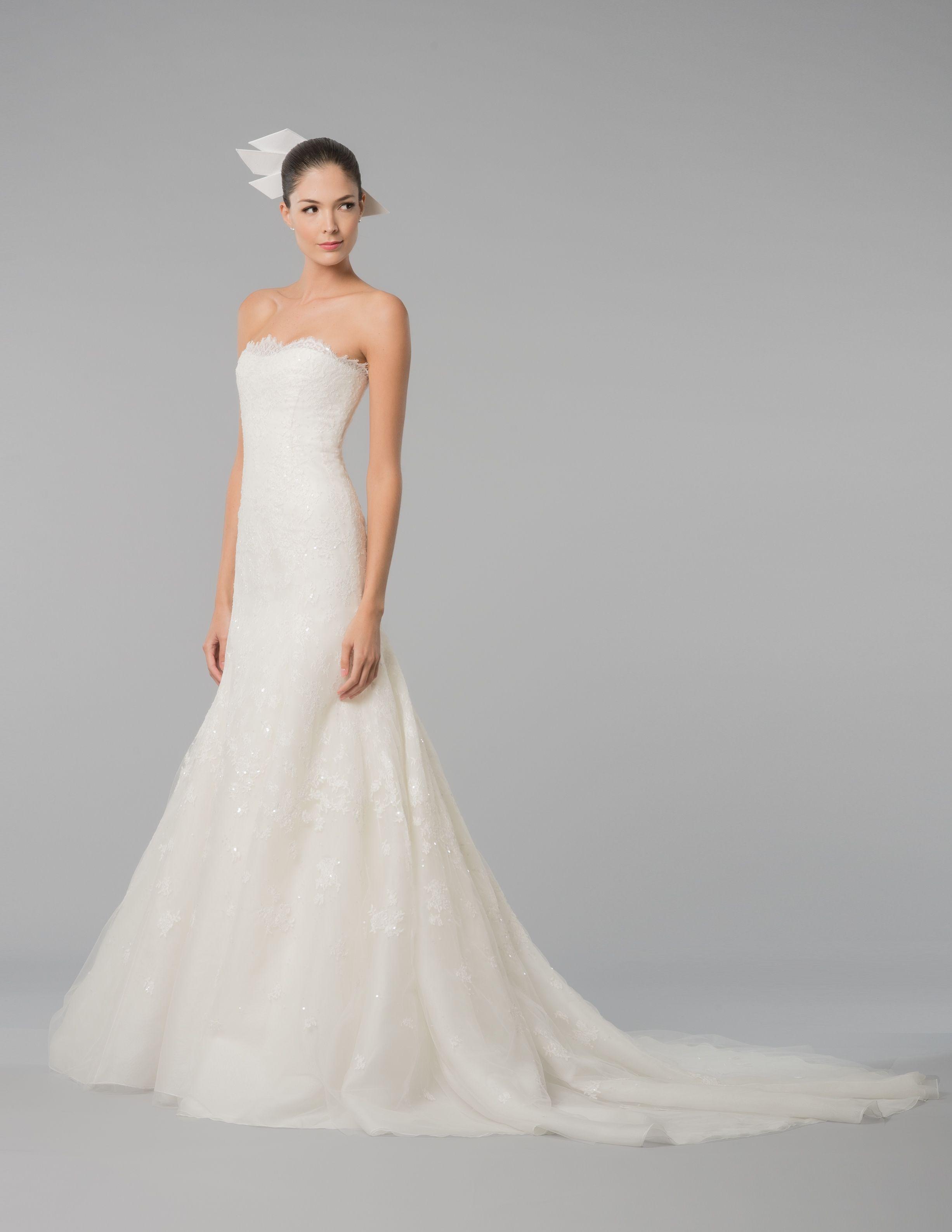 Twirl New York Spring 2015 | Carolina herrera, 2016 wedding dresses ...