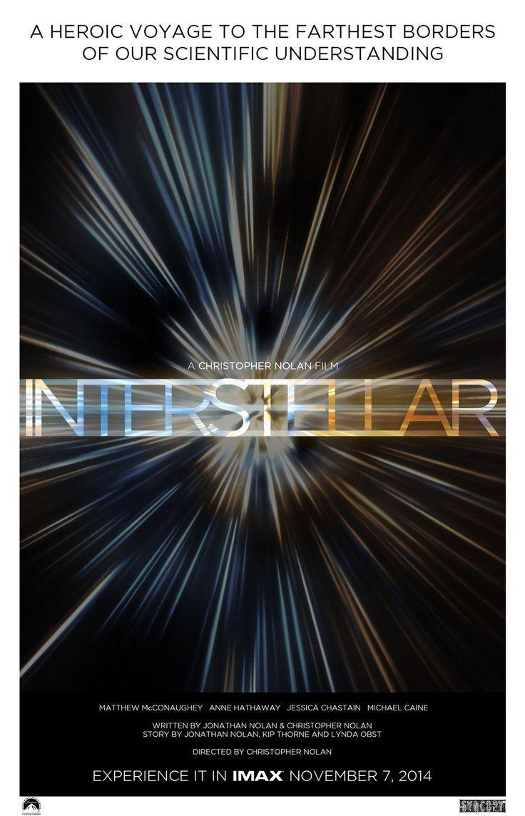 Interstellar Poster Artwork Cartaz