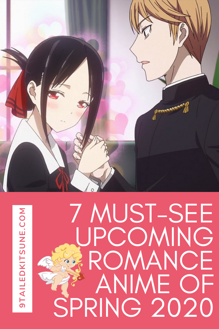 Spring 2020 offers a lot of amazing romance anime you