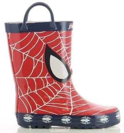 Disney Spiderman, Gummistövlar, sat ned fra 199.- til 129 kr. Lekmer