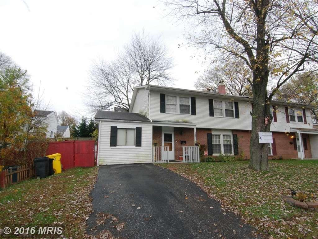 721 chapelgate drive odenton md 21113 duplex for sale