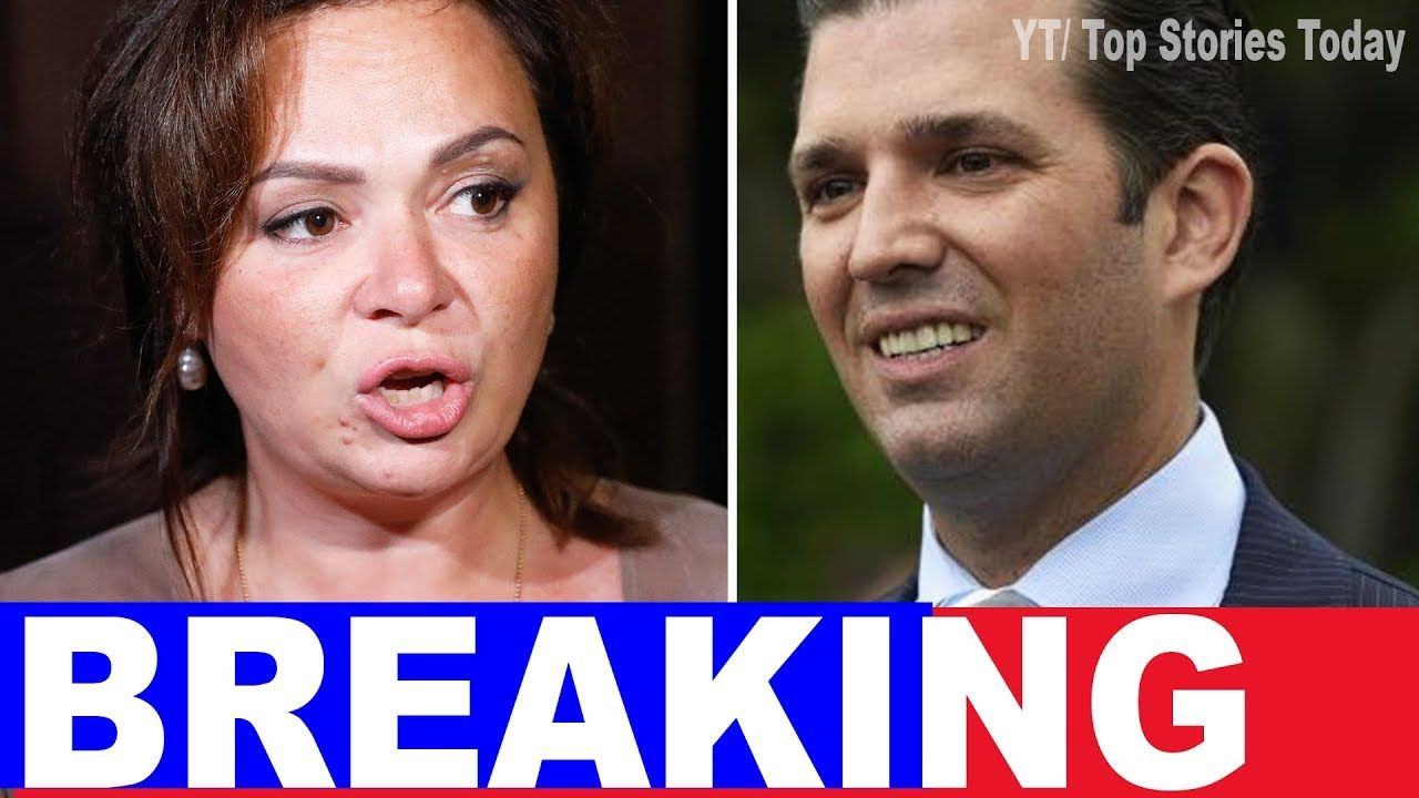 BREAKING: Russian Lawyer Breaks Her Silence, Reveals What She Told Don Jr. | Top Stories Today - YouTube