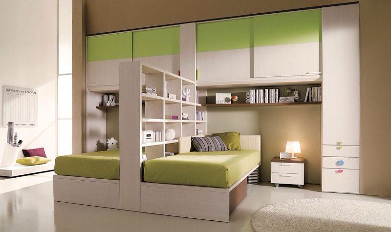 Cameretta Per Ragazzi Sibling Room Small Room Design Room