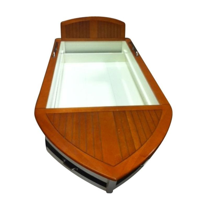 Pottery Barn Children\'s Boat Bed - $1,399 Est. Retail - $420 on ...
