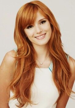 Gorgeous long red hair -Firestar                                                                                                                                                                                 More