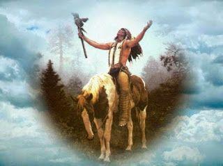Sabedoria Indígena: A Grande Invocação*Índios Xamãs