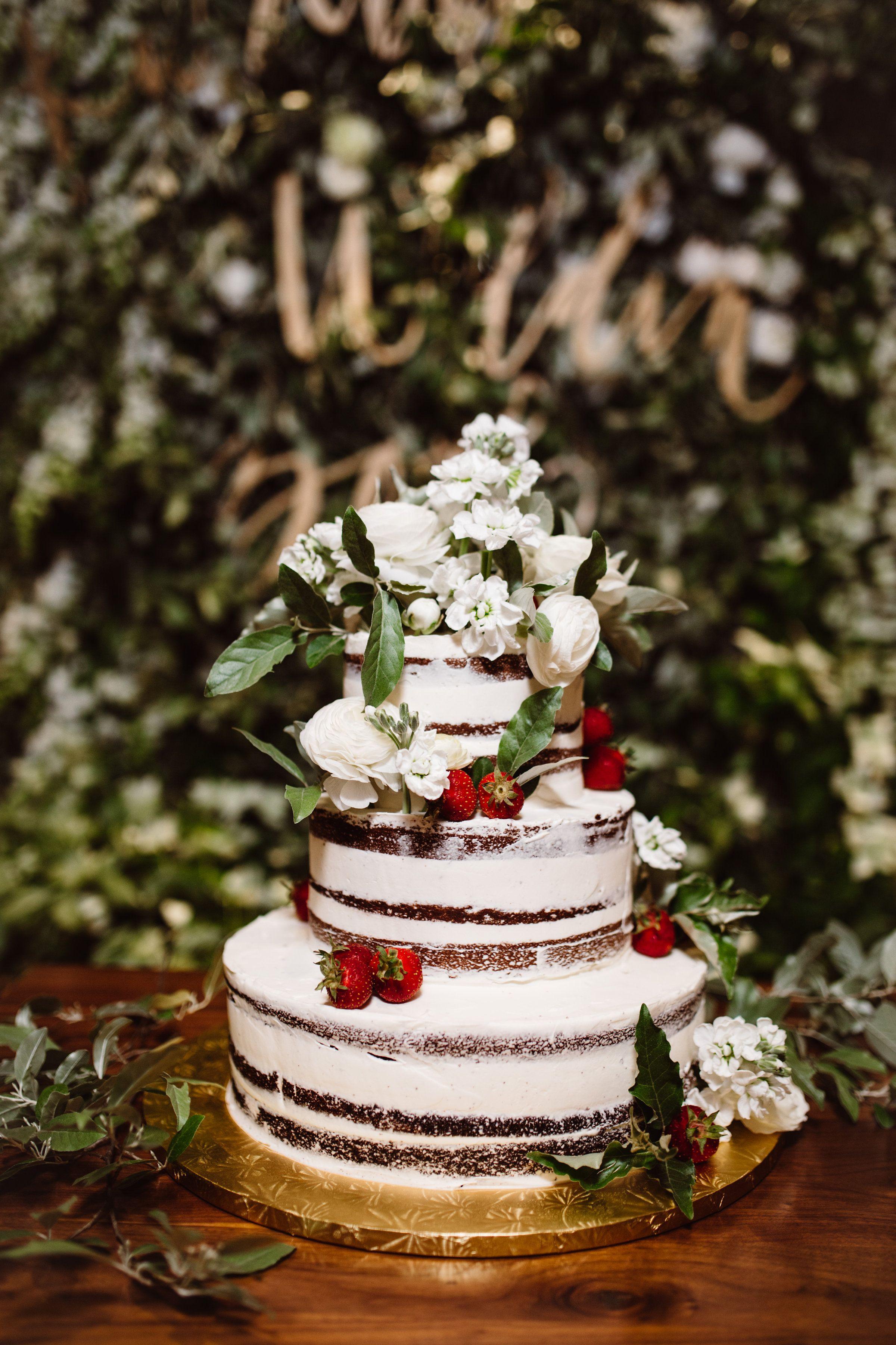 naked cake | wedding cake | Pinterest | Cake