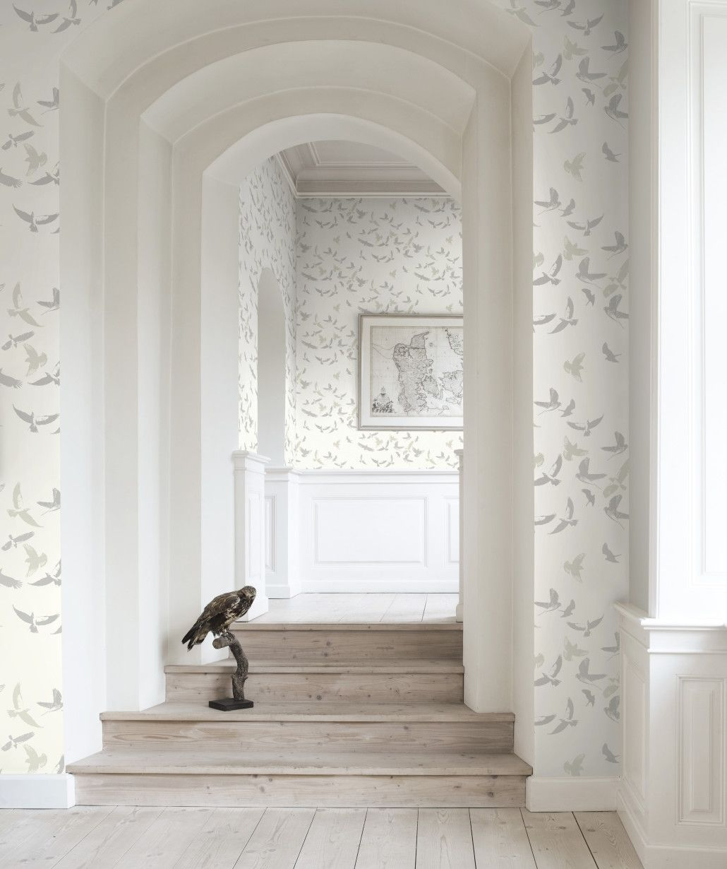 Fiona Wall Design Nordic Blossom : Papier peint nordica int?rieur wallpaper