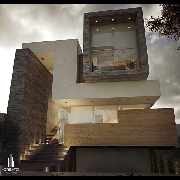 Casa rioja by creato arquitectos home architecture - Casas de arquitectos ...