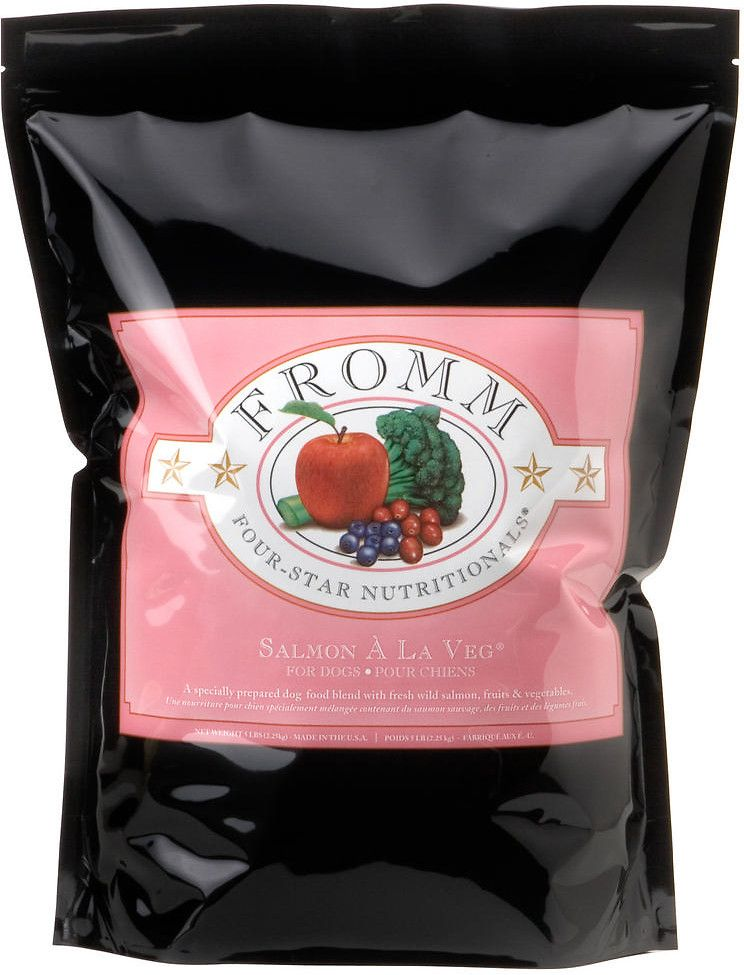 Fromm Salmon Based Food My Dogs Love This Stuff More Than