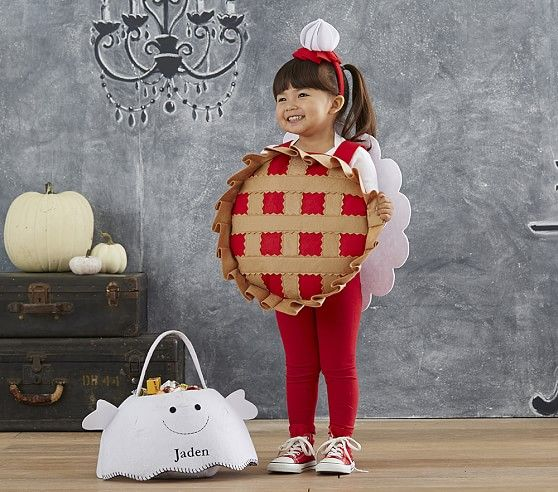 Pottery Barn Kidsu0027 toddler Halloween costumes feature cute designs that are warm and comfortable. Find Halloween costumes and create spooky new memories.  sc 1 st  Pinterest & Toddler Sweetie Pie Costume | Pottery Barn Kids 2-3T or 4-6; 22.99 ...