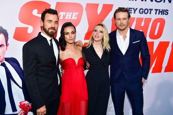 Mila Kunis Photos Photos Premiere Of Lionsgate S The Spy Who
