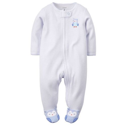 NWT-Carters-Infant-Toddler-Footed-PJ-Blanket-Sleeper-amp-Play-Pajamas-Girl- NB-5T e885d35f7