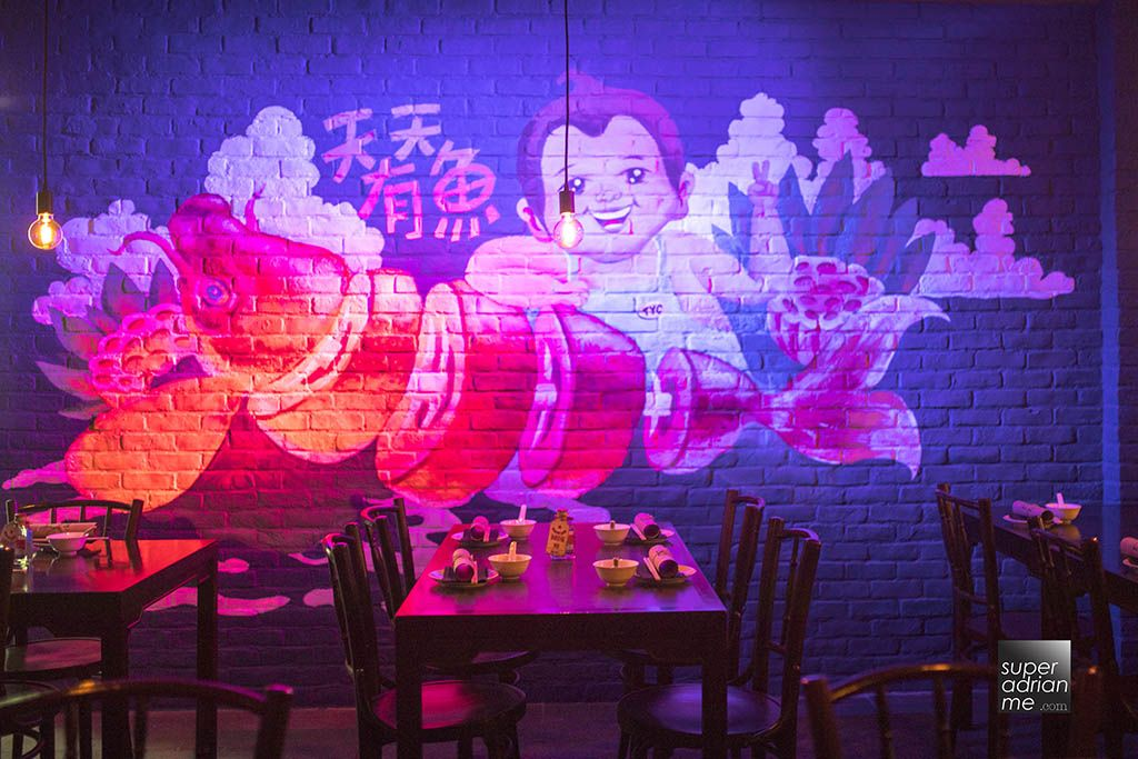 Tung Lok took two weeks to turn around The Dragon Chamber, a new speakeasy dining concept at its Plaza Singapura Lokkee outlet.