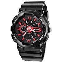 Ak1383 Alike Analog-digital Electronic Watch Fashion Sports Watch 50m Waterproof Diving Watch Alarm Clock Digital Wristwatches (red) http://themarketplacespot.com/wp-content/uploads/2015/12/51o5JErCo2L1-200x200.jpg   shenzhen ALIKE electronics co., LTD. Was established in 2001, organized by a several of overseas study and senior engineer, is a company with efficient management, r&d, service first-class innovative high-tech enterprises.Since founded more than ten years, produc