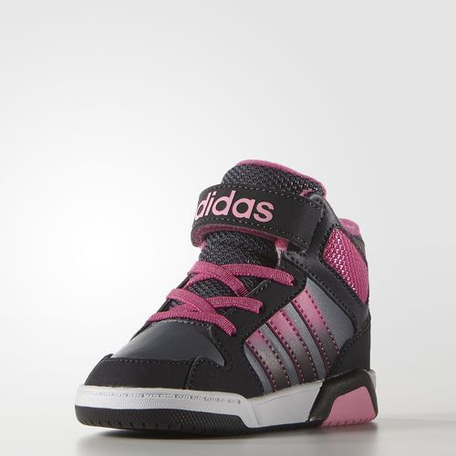 Gray shoes · adidas - BB9TIS MID INF