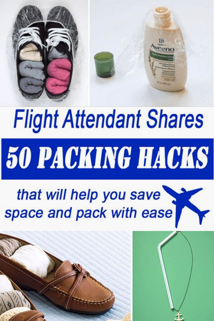 Photo of Flight attendant shares 50 packing hacks that will help you save space and pack with ease