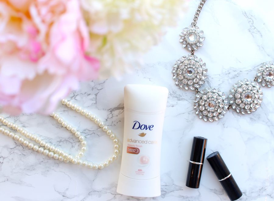 #EssentialUpgrade My Beauty Routine with Dove | My Thirty Spot