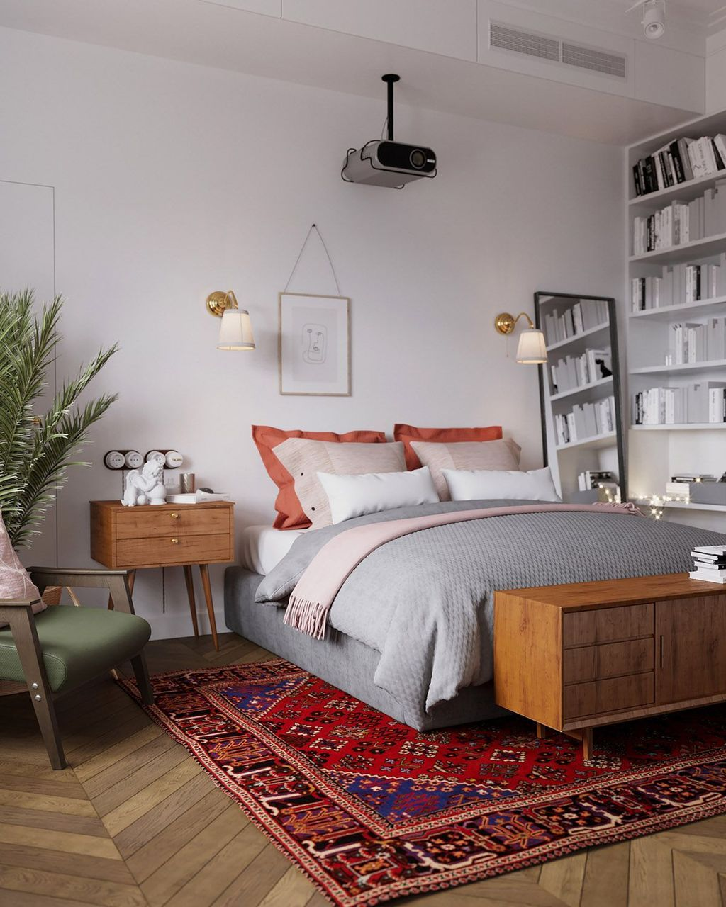 Scandinavian Home Design Looks So Charming With Eclectic: 41 Awesome Scandinavian Style Interior Apartment Ideas