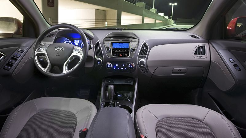 Hyundai Tucson Review Prices Mileage Specifications