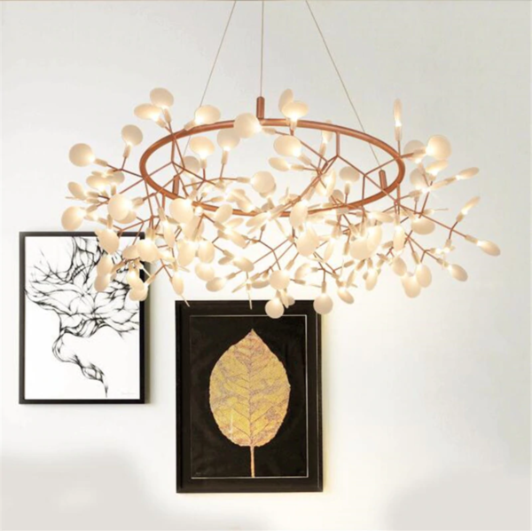 Branch Chandelier Is Currently On A Manufacturing Delay For Up To 30 Days Light Up Your Life With Our Branch C Branch Chandelier Chandelier Butterfly Lighting