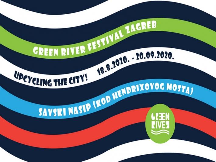 Turisticki Portal Planiraj Com Odgoda Otvorenja Green River Festivala Za 20 8 In 2020 River Festival Festival Green River