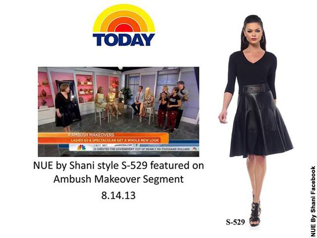 NewYorkDress Blog // Ambush Makeover With NUE BY Shani on the TODAY Show! // Click through for more!