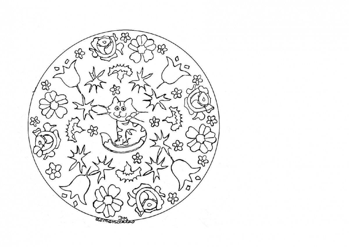 Mandala Coloring Pages | Mandala coloring pages, Mandala ...