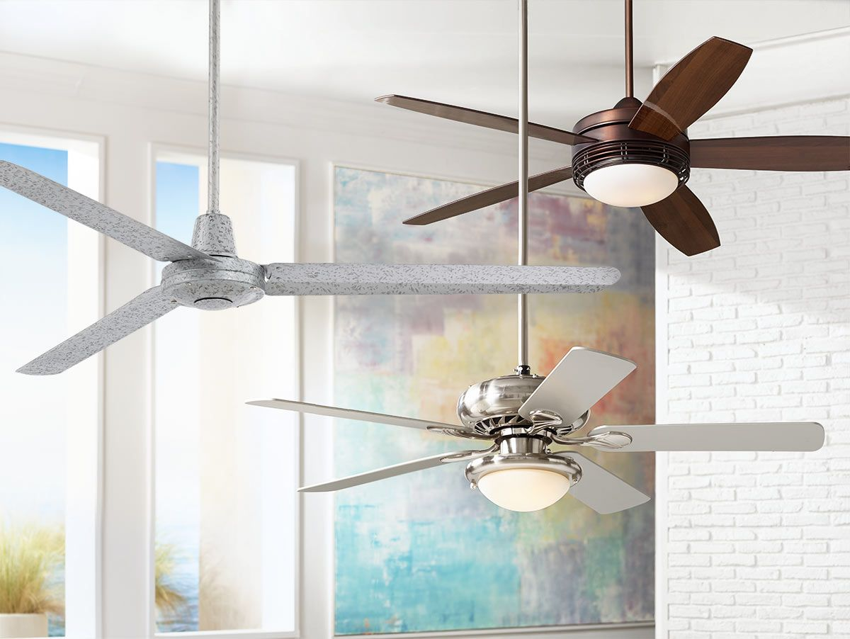 How to Buy a Ceiling Fan A FourStep... Ceiling fan