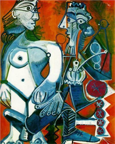 Picasso, 1968