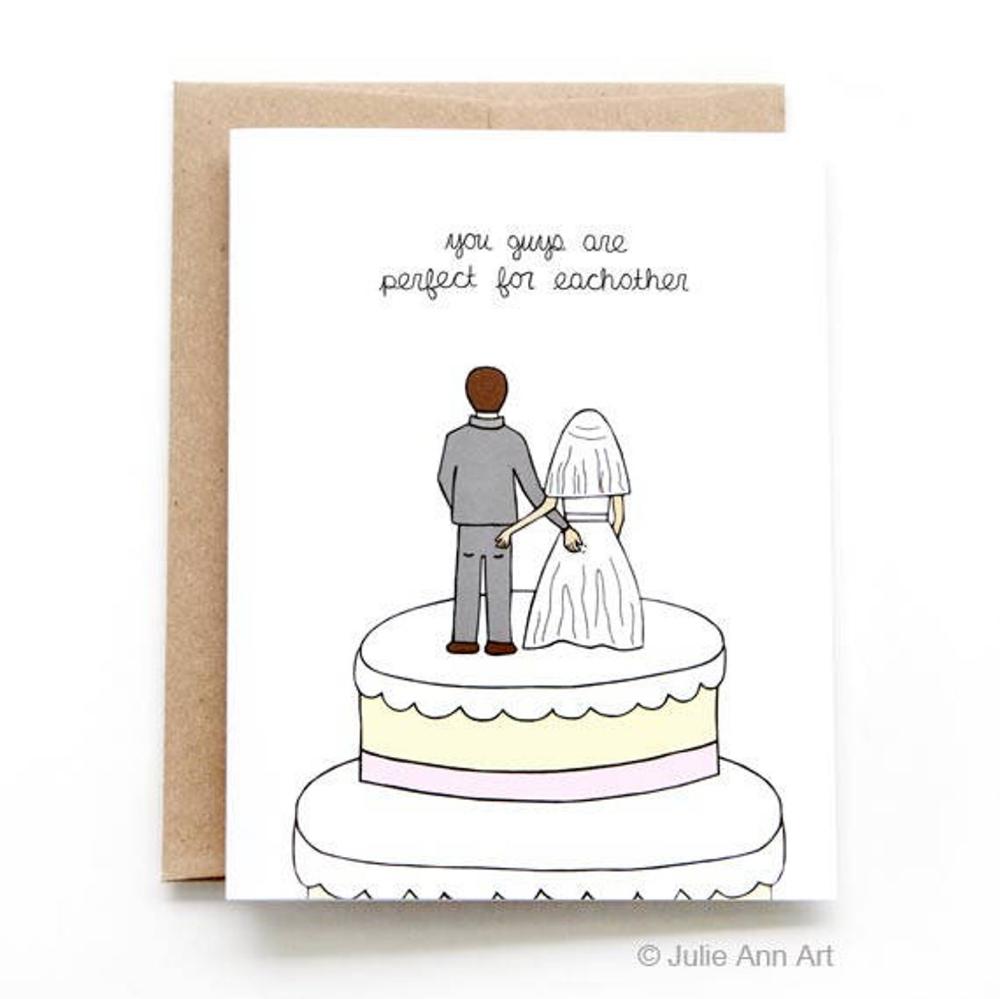 funny wedding card wedding congratulations card for bride