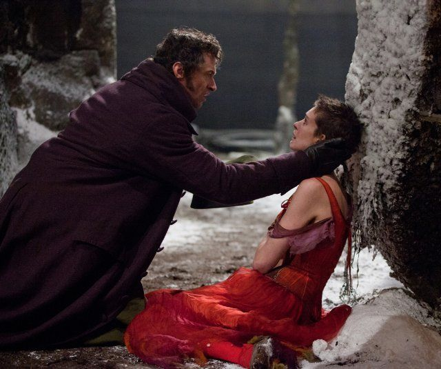 I Just Simply Love This Scene Valjean Is So So Gentle And Humble