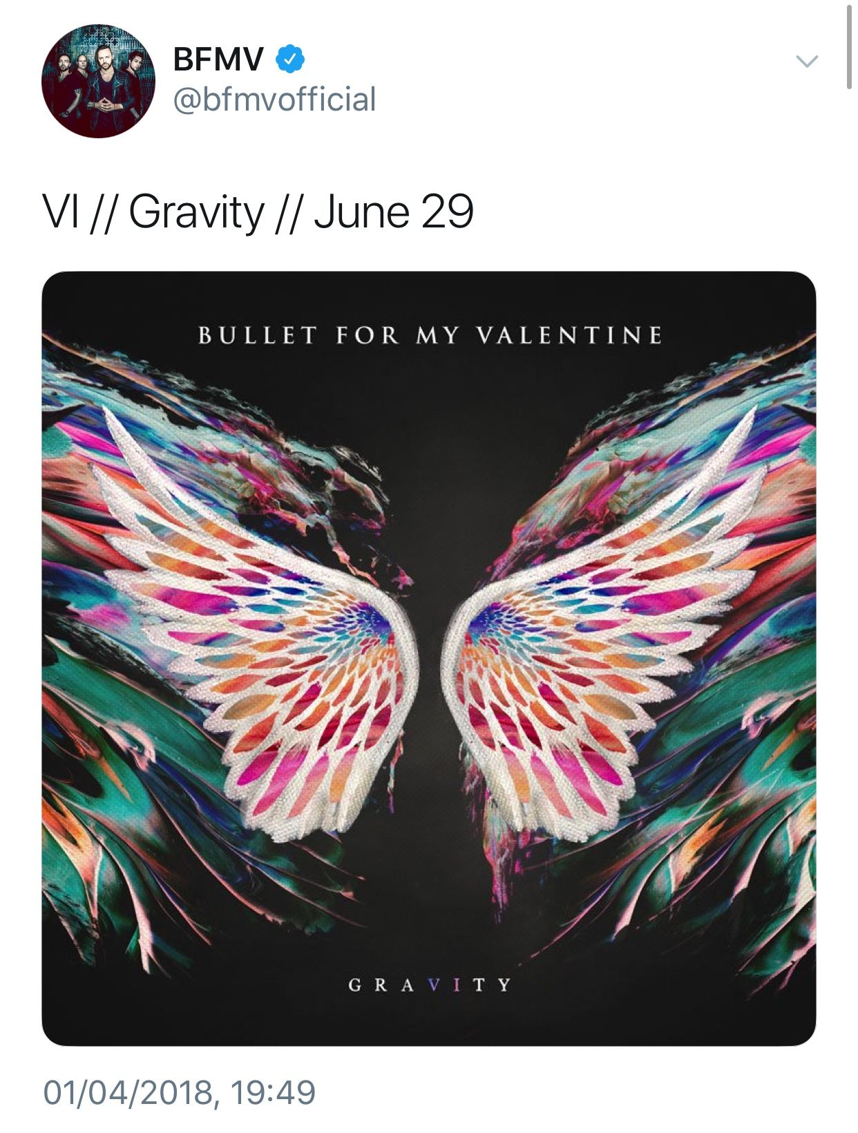 Bfmv New Album Matt Tuck B F M V Pinterest Bullet
