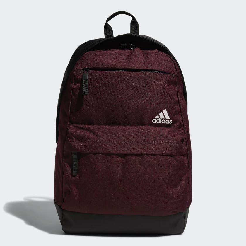a78cda0d39 adidas Originals Backpack In Red AY7738