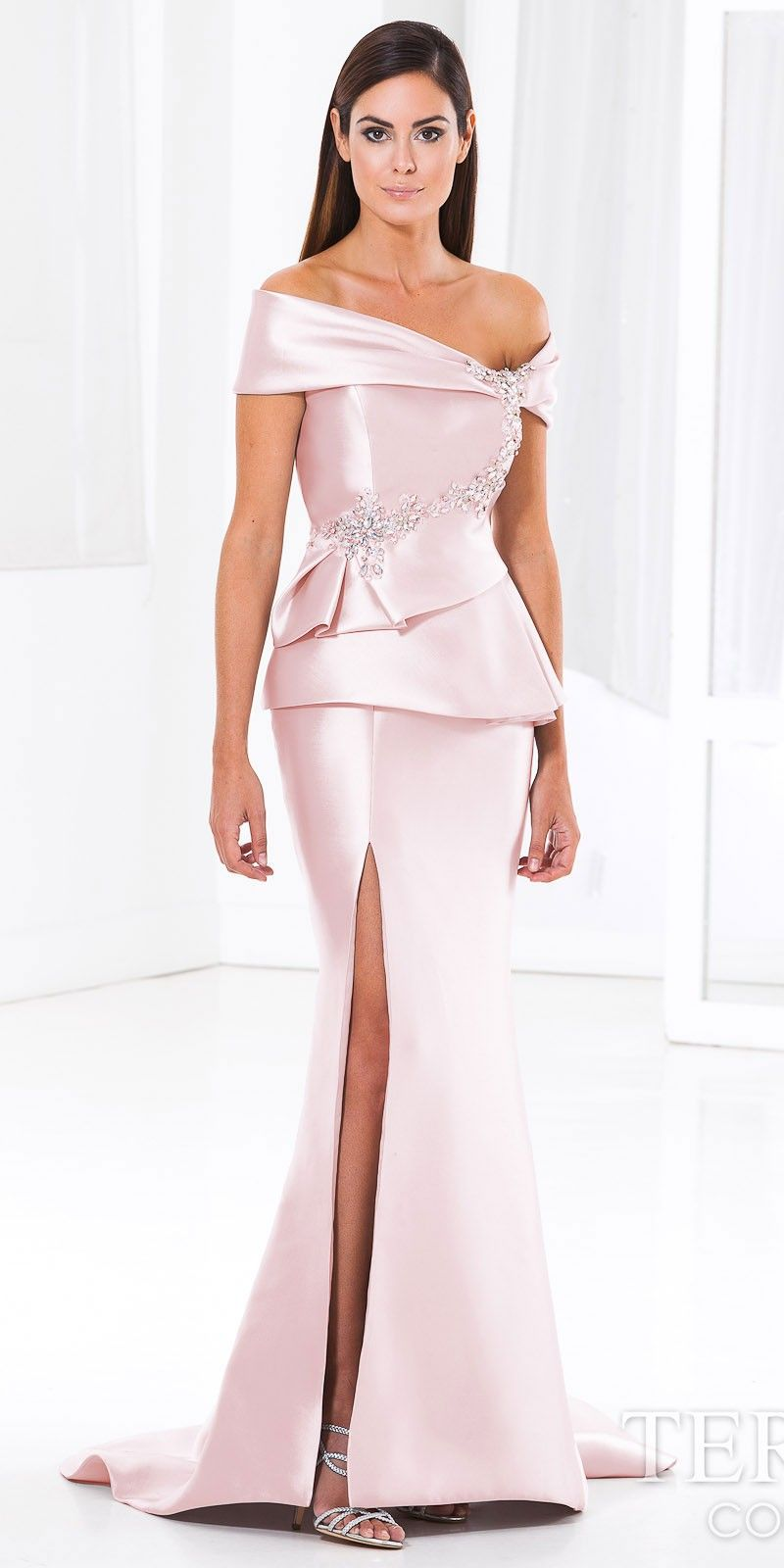 63a8248d2383 Architectural Evening Dress by Terani Couture Gala Dresses, Prom Dresses  2016, Couture Dresses,