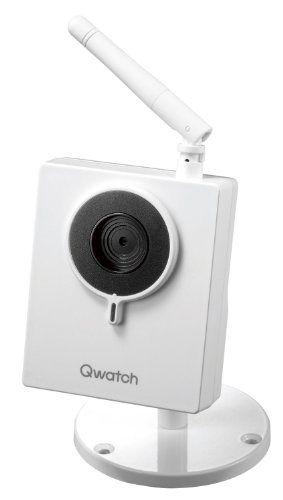 I-O DATA 有線/無線LAN対応ネットワークカメラ「Qwatch」 TS-WLCAM アイ・オー・データ http://www.amazon.co.jp/dp/B00A6XWW70/ref=cm_sw_r_pi_dp_SeQgub035TG33
