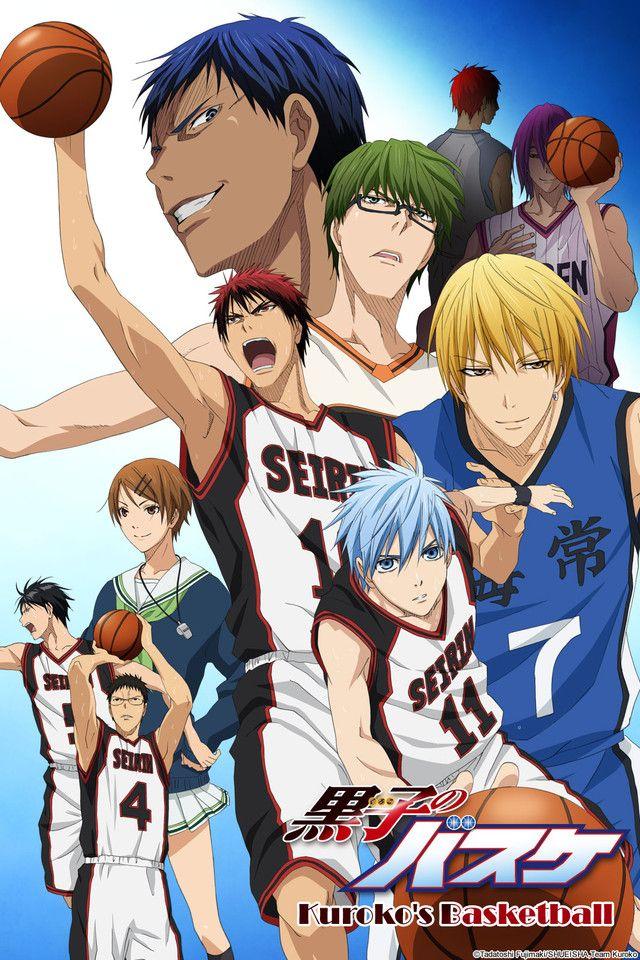Kuroko's Basketball Full episodes streaming online for