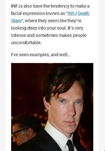 Infj soul stare