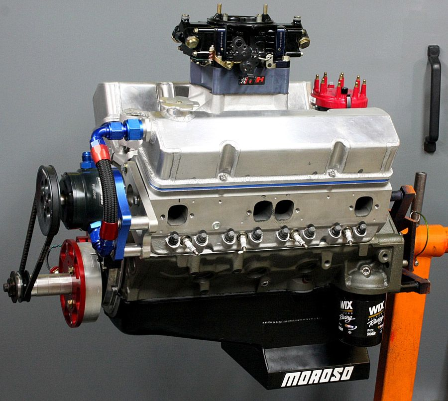 LOW COST/HIGH HP ~700hp The 400 small block with the right