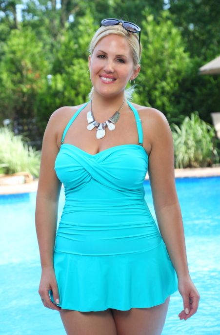0bd173bc7e Always For Me Chic Isabella - Sexy plus size swimsuit | pin ...