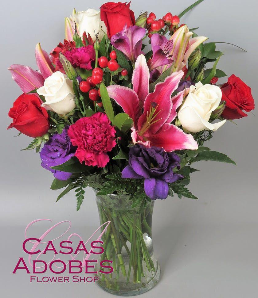 Color it happy mini carnations luxury flowers pink gerbera