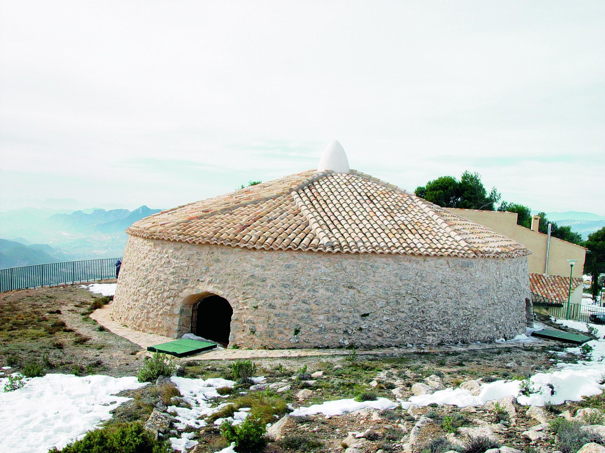 Pou De La Neu Carrasquea Jijona Paisajes