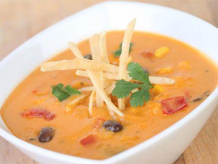 Cheesy Enchilada Soup | Taste of Disney | Events | Disney Insider Got to try this one!